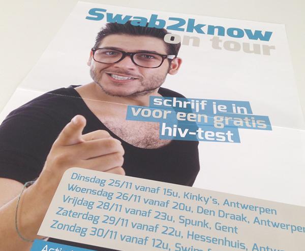 Swab2know campagne