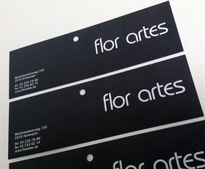 Creality Flor Artes Huisstijl