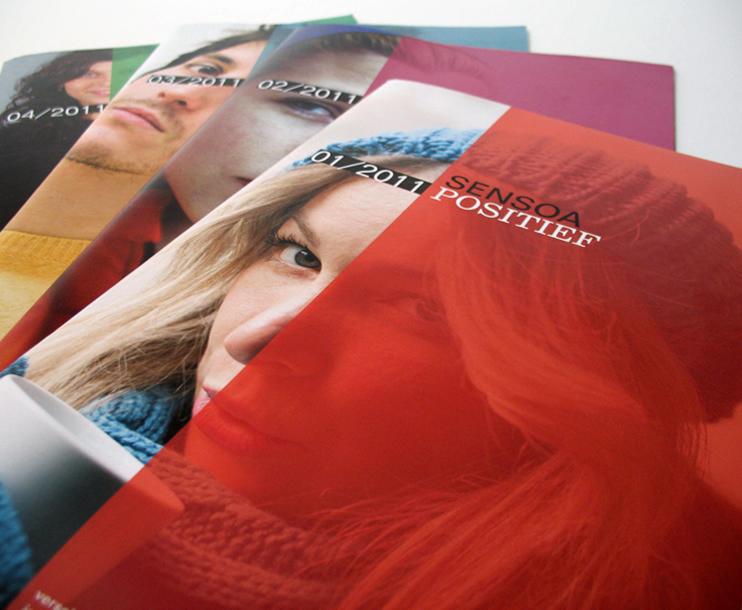Sensoa Positief magazine