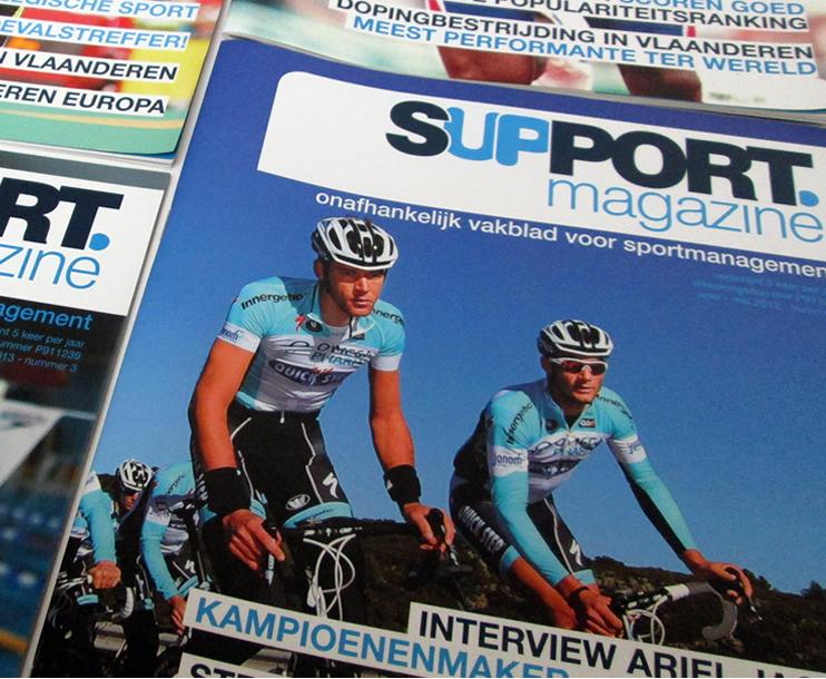 Support magazine