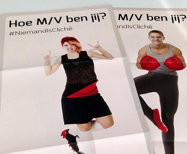 Campagne genderwijs.be