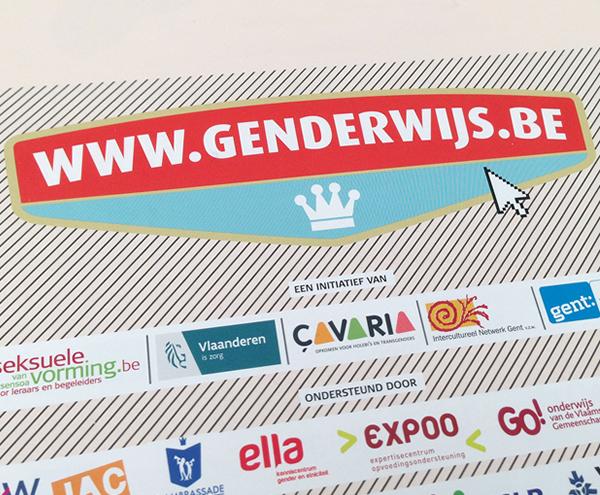 www.genderwijs.be logo